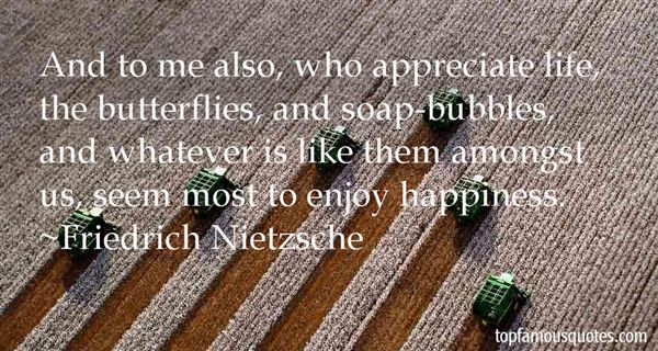 Quotes About Bubbles And Happiness