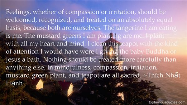 Quotes About Buddha Mindfulness
