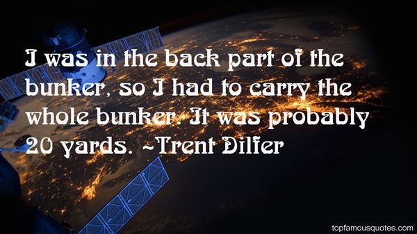 Quotes About Bunker