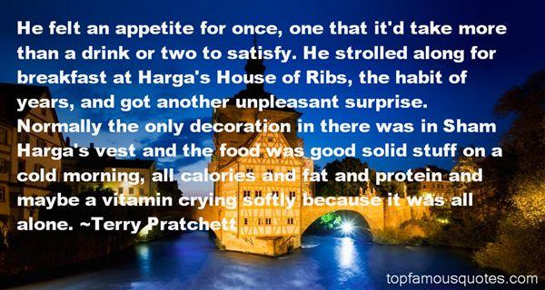 Quotes About Calorie