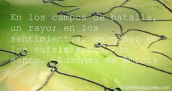 Quotes About Campo