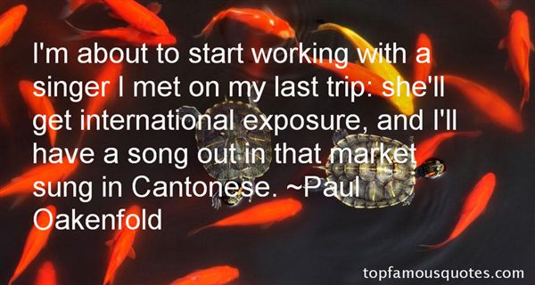 Quotes About Cantonese