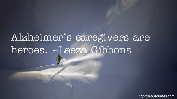 Quotes About Caregivers