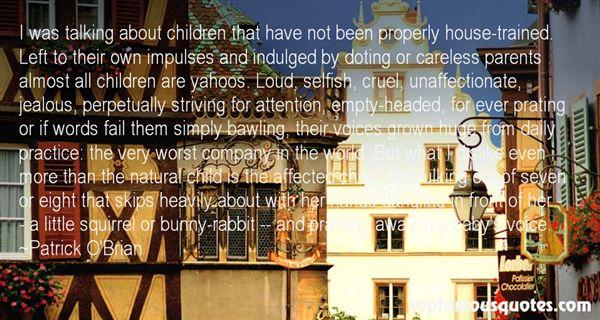 Quotes About Careless Parents