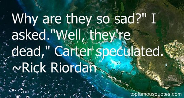Quotes About Carter