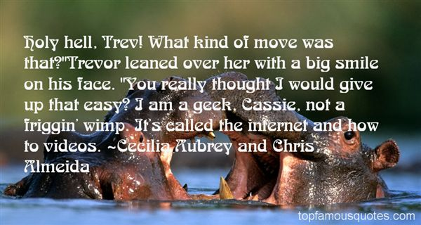 Quotes About Cassie