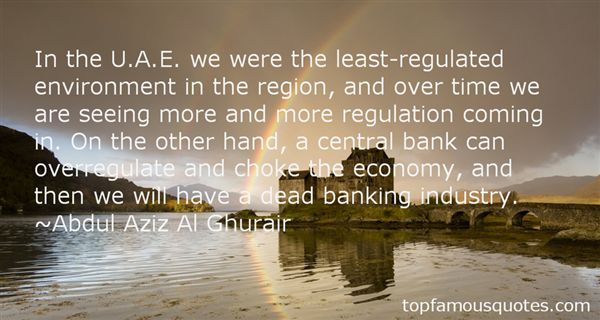 Quotes About Central Banking