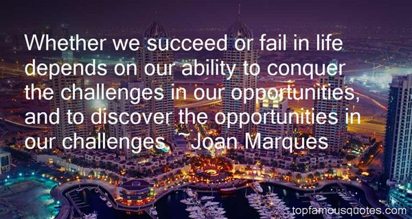 Quotes About Challenges And Opportunities
