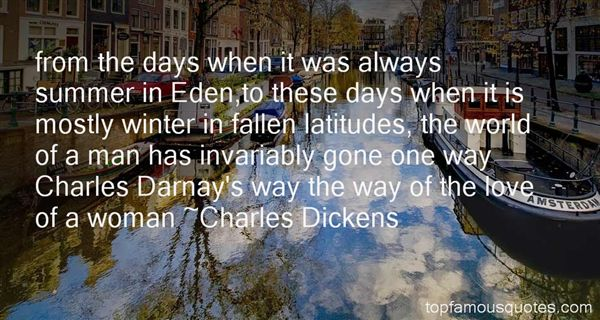 Quotes About Charles Darnay