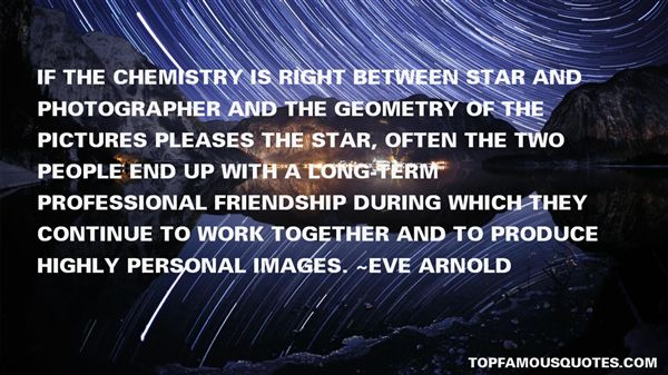 Quotes About Chemistry Between Friends