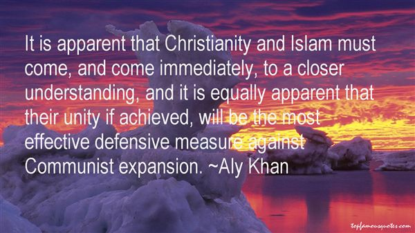 Quotes About Christianity And Islam