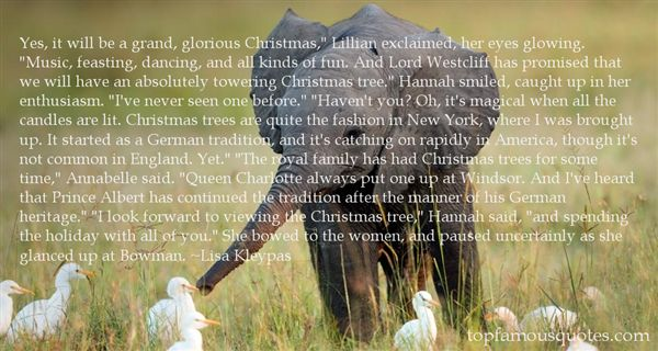 Quotes About Christmas Feast