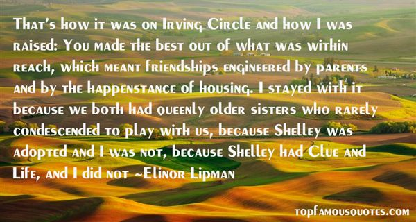 Quotes About Circle Of Friendship