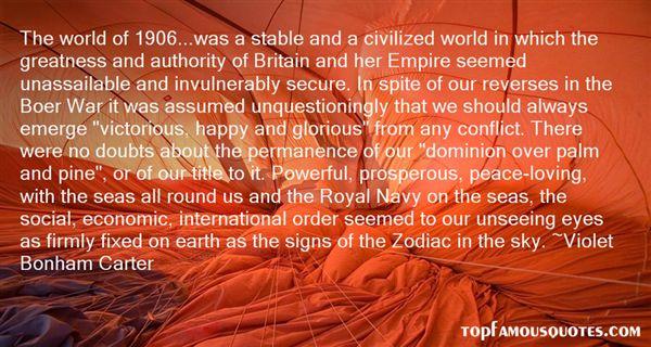 Quotes About Civilize