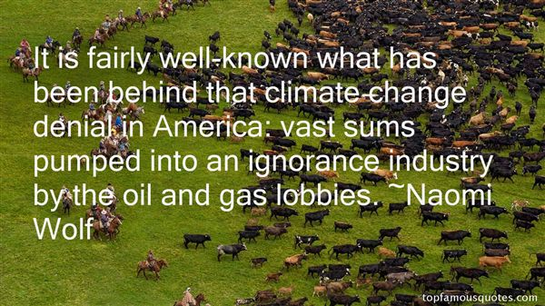 Quotes About Climate Change Denial