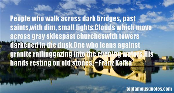 Quotes About Cloud Gazing