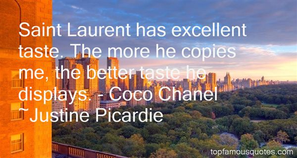 Quotes About Coco Chanel