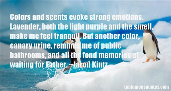 Quotes About Colors And Emotions
