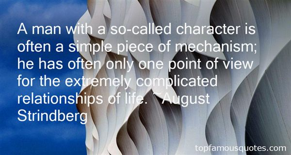 Quotes About Complicated Relationships