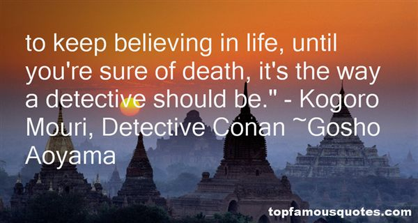 Quotes About Conan