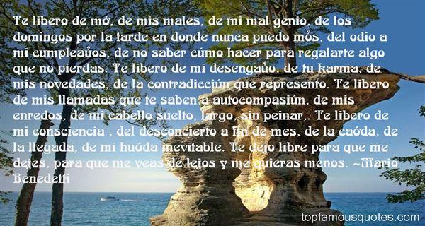Quotes About Consciencia
