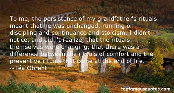Quotes About Continuance