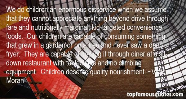 Quotes About Convenience Foods