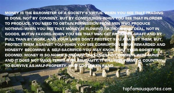 Quotes About Corruption And Money