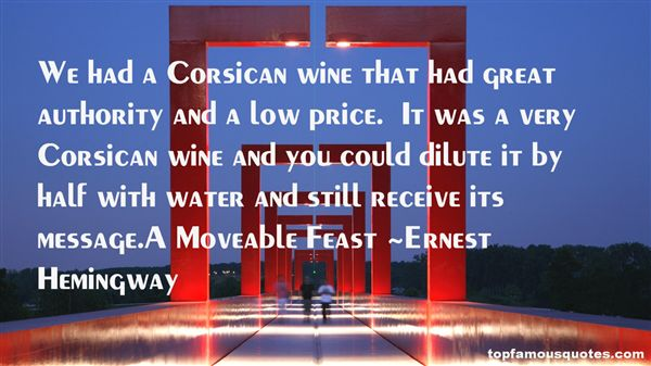 Quotes About Corsica