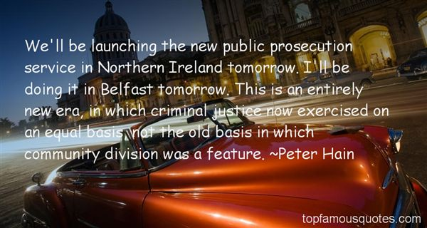 Quotes About Criminal Justice