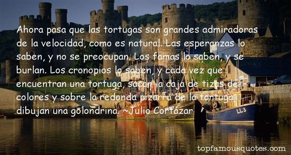 Quotes About Cronopio
