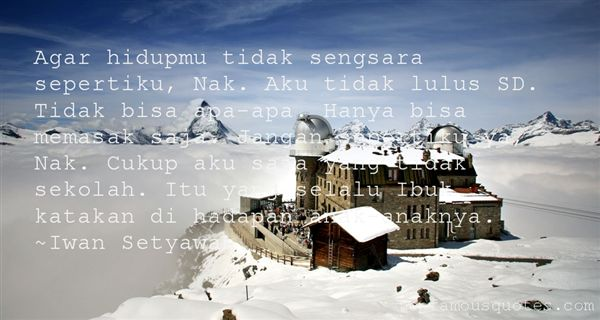 Quotes About Cukup