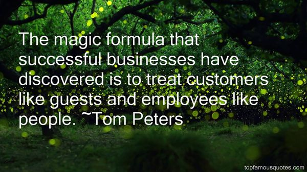 Quotes About Customers And Employees