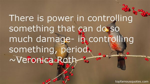Quotes About Damage Control