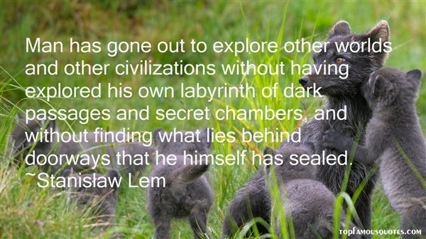 Quotes About Dark Ages