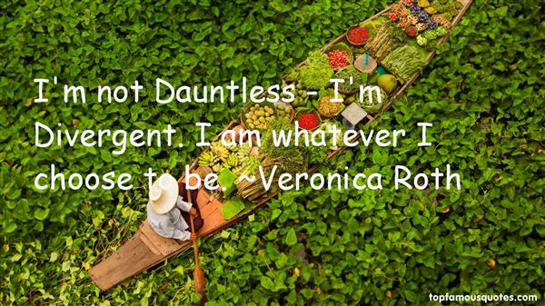 Quotes About Dauntless