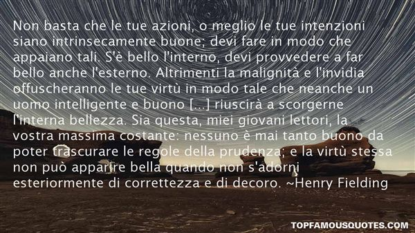 Quotes About Decoro