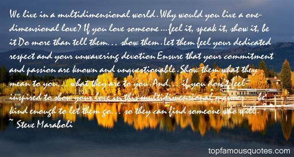 Quotes About Dedicated Love