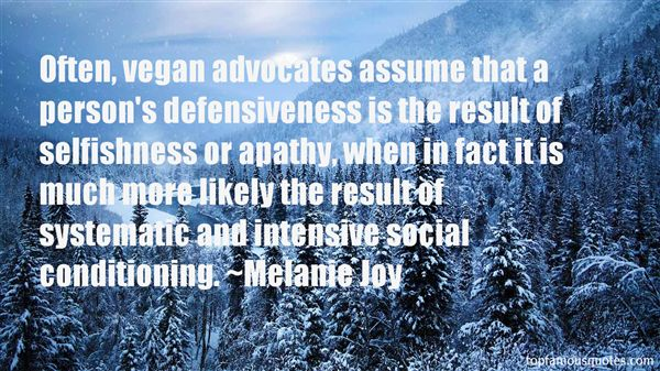 Quotes About Defensiveness