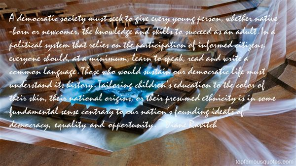 Quotes About Democratic Education