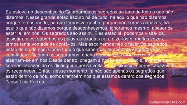 Quotes About Desconhecido