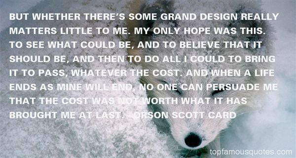 Quotes About Design And Life
