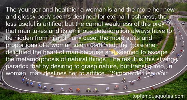 Quotes About Desiring A Woman
