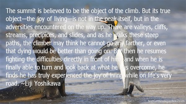 Quotes About Difficulties In Life