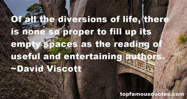 Quotes About Diversions