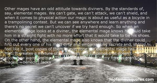 Quotes About Diviners