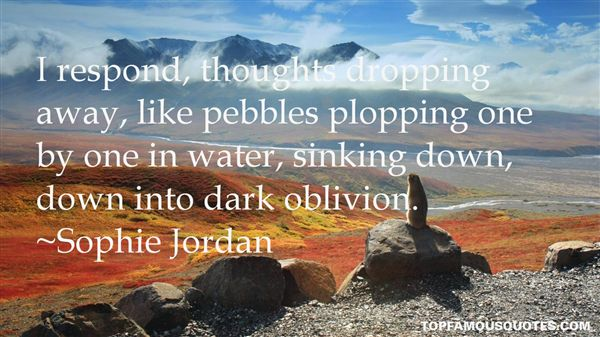 Quotes About Drop