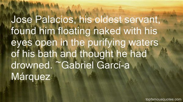 Quotes About Drowned