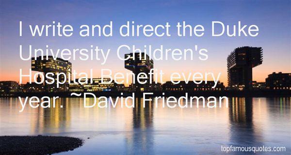 Quotes About Duke University