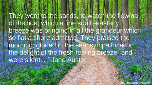 Quotes About Easterly